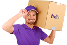 Schedule a FedEx Pickup