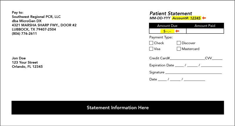 pay your bill microgen diagnostics
