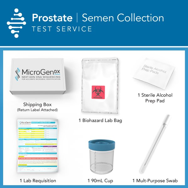 prostate-semen