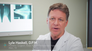 Lyle Haskell, DPM - Podiatry