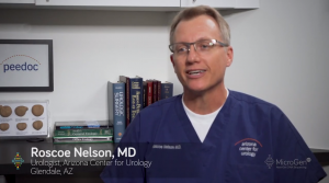 Roscoe Nelson, MD - Urology