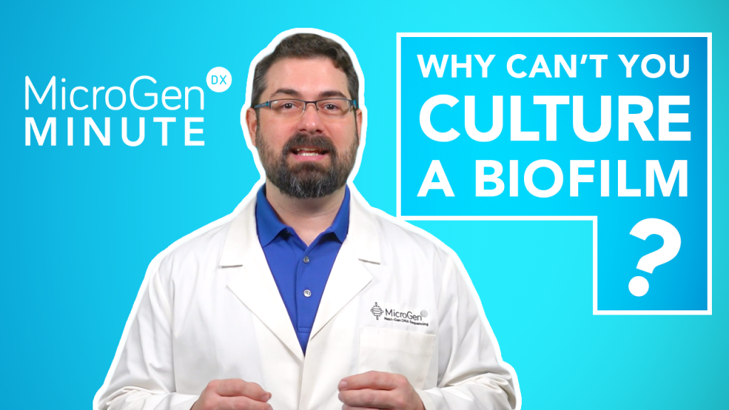 Why Can't You Culture a Biofilm? - Ep.3