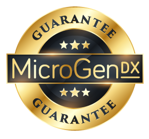 microgendx guarantee