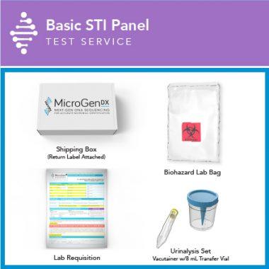 Basic STI Panel