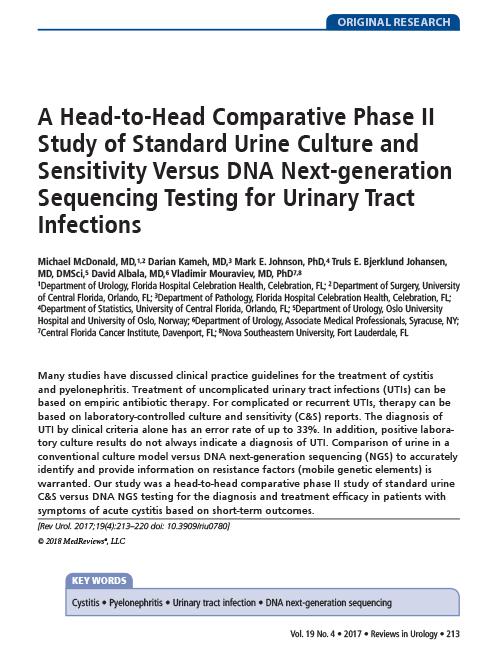 a head-to-head comparative study
