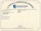 Pennsylvania State License