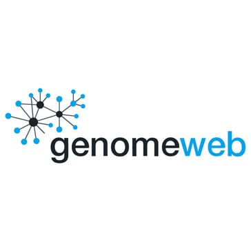 genomeweb logo