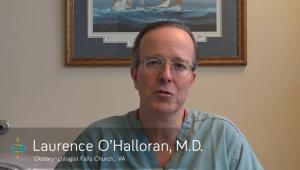 Laurence O'Halloran, MD - ENT